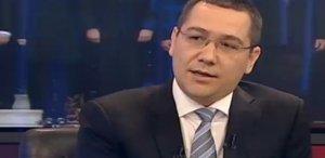 Victor Ponta: Am stopat furtul şi facem dreptate