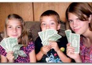 Ce sa-ti inveti copiii despre bani