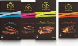 Ciocolata belgiană ISIS şi-a schimbat numele, din cauza asemănării cu gruparea teroristă