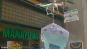 Japonezii îşi fac cumpărăturile cu ajutorul dronelor