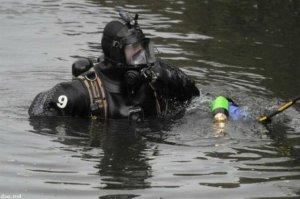 Bărbat luat de apele umflate ale râului Teleajen, căutat de către pompierii din Prahova