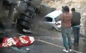 Grav accident în Turcia. Cel puţin 12 oameni şi-au pierdut viaţa