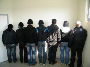 281 de imigranţi clandestini, capturaţi de autorităţile bulgare la frontiera cu România, în 2015