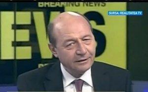 """Băsescu se plânge iar de """"justiţia independentă"""""""