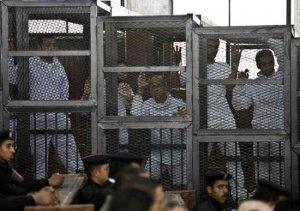 Egipt: 11 persoane condamnate la moarte pentru incidentele de la un meci din 2012