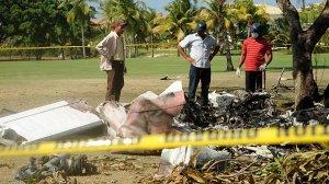 Avion prăbuşit în Republica Dominicană. TOŢI PASAGERII aeronavei au murit