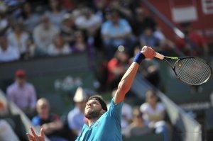 Câştigătorul turneului BRD Năstase Ţiriac Trophy 2015: Am avut o prietenă româncă, acum am un titlu ATP românesc