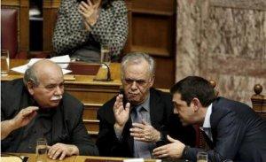 Grecia sub presiune: Un ministru evocă posibilitatea unor noi alegeri