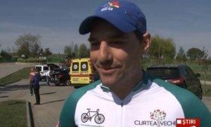 Principele Nicolae face turul României pe bicicletă: Promovăm cultura. Sportul şi lectura merg mână în mână