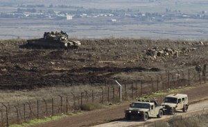 Armata israeliană a ucis patru bărbaţi care voiau să pună explozibili în apropierea Podişului Golan