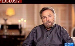 Franco Nero, titanul cinematografiei, la Sinteza zilei