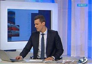 Mircea Badea: Băsescu zice că justiţia este subiect de dezbatere. Fabulos!