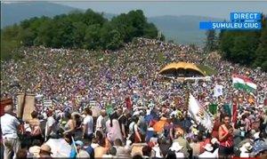Cel mai mare pelerinaj catolic din Europa de Est