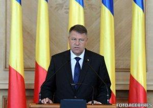 Preşedintele Klaus Iohannis se opune modificării Codului Penal. Mesajul transmis de Preşedinţie