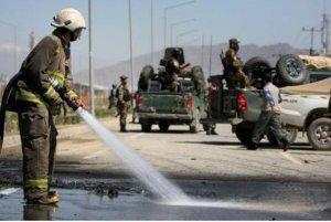 Tiruri și explozii într-un cartier diplomatic la Kabul
