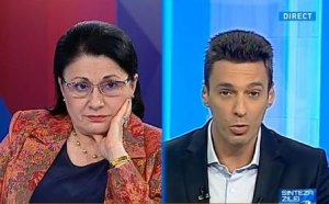 Mircea Badea: Eu cred că se impune să ieşim în stradă, din solidaritate cu doamna Rarinca