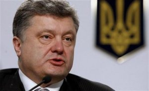 """Poroşenko: """"Rusia nu vrea doar Crimeea, ci toată Ucraina!"""""""