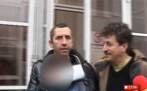 Bărbatul care i-a ameninţat pe Mihai Gâdea şi Pavel Abraham, condamnat la închisoare cu executare