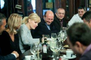 Traian Băsescu: Nu spun că Elena Udrea e sută la sută nevinovată