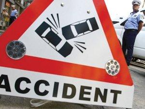 Grav accident de circulaţie în Constanţa