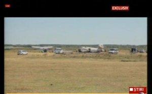 Copilotul avionului prăbuşit în Brăila: Aparatul s-a defectat în zbor