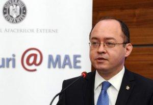 Ministrul Aurescu: Nu cred că suntem o ţintă a Statului Islamic