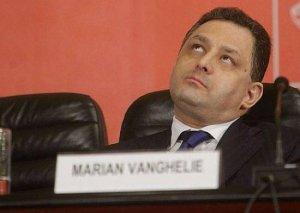 Marian Vanghelie rămâne în arest la domiciliu