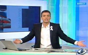 Mircea Badea: Acesta este tupeul băsist în cea mai evidentă şi pură forma a sa!