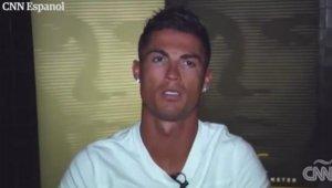 Cristiano Ronaldo, reacţie neaşteptată în timpul unui interviu pentru CNN. A înjurat şi a plecat