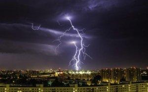 Oraşe distruse de furia naturii. Imaginile care arată dezastrul