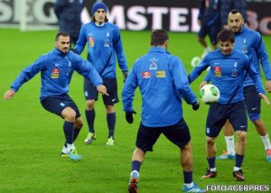 Păzea! Grecia a anunţat lotul pentru meciul cu România, din preliminariile Euro-2016