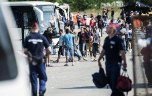 Drama refugiaţilor de la graniţa cu România