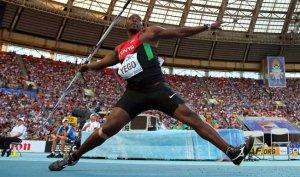 Julius Yego, campion mondial la aruncarea suliţei: Antrenorul meu este YouTube