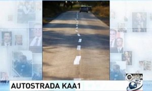 Deziluzia optică: Autostrada KAA1