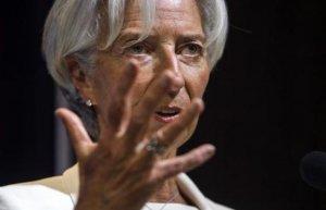 Lagarde: Creşterea economiei mondiale din 2015, sub aşteptările FMI