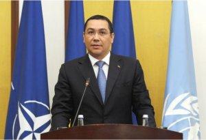 Ponta infirmă informaţiile potrivit cărora România ar urma să preia 7.000 de imigranţi