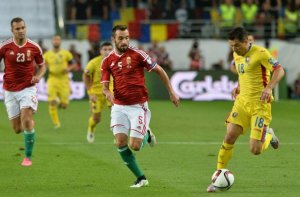 Ungaria - România SCOR FINAL 0-0. Tricolorii pierd primul loc în grupă