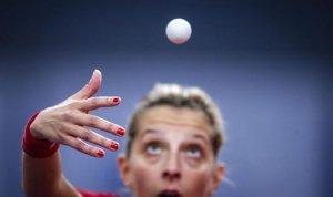 Elizabeta Samara a câştigat medalia de aur la Campionatele Europene de tenis de masă