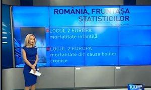 România, ţara statisticilor sumbre privind sănătatea
