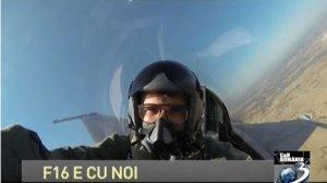CaN România: F-16 e cu noi