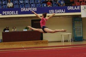 Echipa naţională de gimnastică, victorie în Cupa Novara