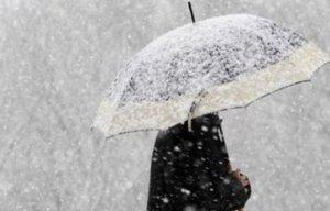Zăpadă ca-n povești, în centrul României