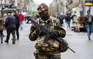 Nivelul de alertă teroristă a fost redus la Bruxelles