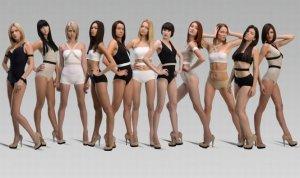 Ele sunt cele mai sexi top-modele din lume