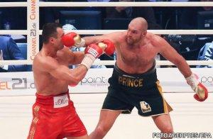 Șoc în lumea boxului. Vladimir Klitschko a pierdut cele patru centuri mondiale în fața britanicului Tyson Fury