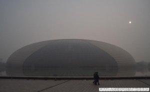 Imagini apocaliptice în Beijing. Oamenii sunt sfătuiți să nu iasă din case