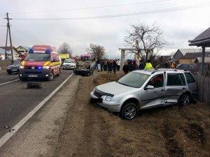 Accident grav pe DN2 - 6 victime