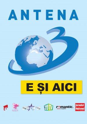 LIVE TEXT - Forța noastră ești tu! Jurnaliștii și vedetele Antena 3
