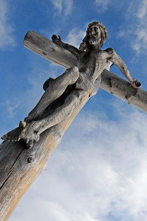 Apariție miraculoasă. Iisus s-a arătat acolo unde nimeni nu se aștepta. Oamenii au fost șocați când au observat semnul divin