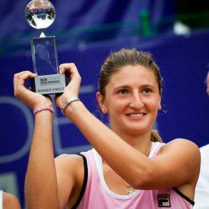 Irina Begu, victorie magnifică în fața lui Eugenie Bouchard